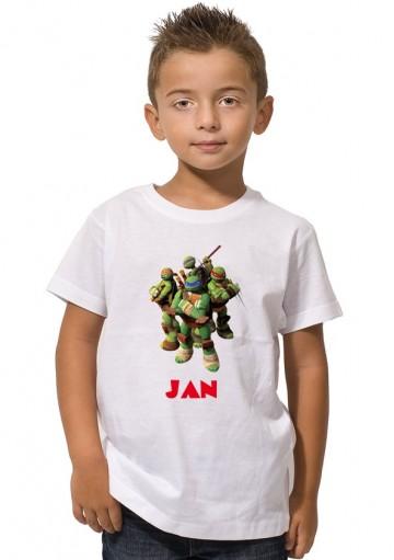 Camiseta Tortugas Ninja niños