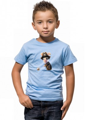 Camiseta Rabbid Pirata