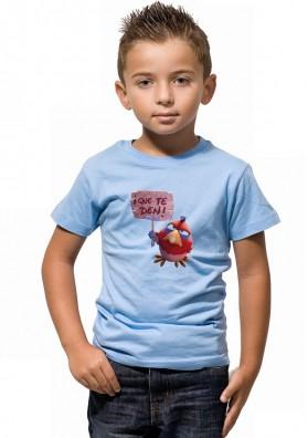 Camiseta Tadeo Jones Pájaro