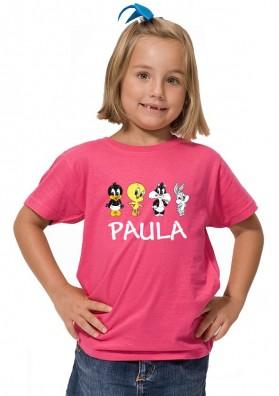 Camiseta Looney Tunes