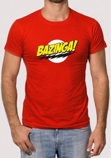 Camiseta Sheldon Bazinga