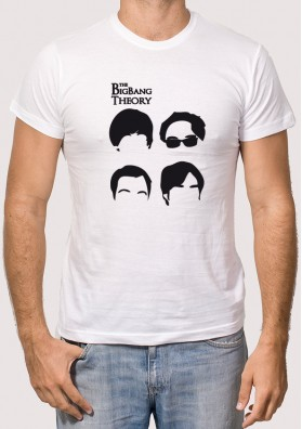 Camiseta Big Bang Beatles
