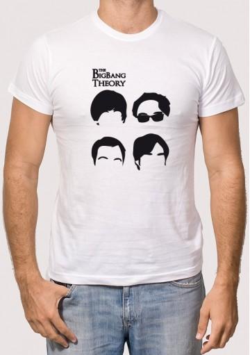 Camiseta Big Bang Beatles