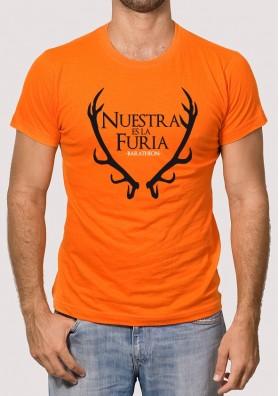 Camiseta Casa Baratheon Juego de Tronos