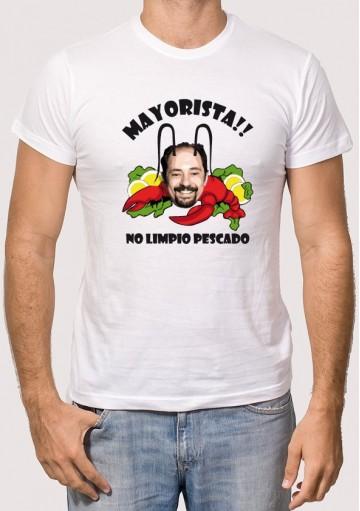 Camiseta Mayorista, No Limpio Pescado