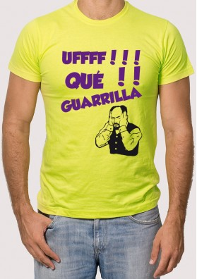 Camiseta Que Guarrilla