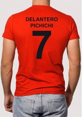 Camiseta Delantero Pichichi