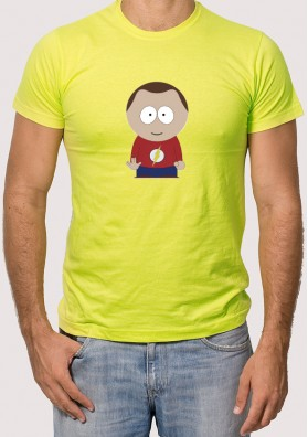 Camiseta Sheldon South Park