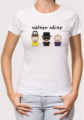 Camiseta Walter Park South Park