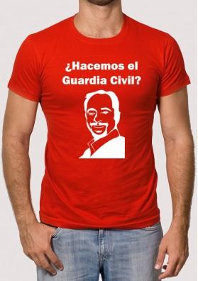 Camiseta Recio el Guardia Civil