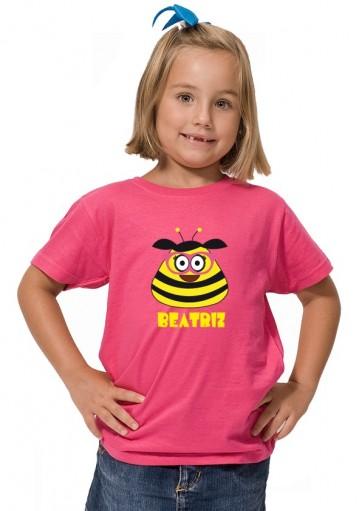 Camiseta Pou Avispa Niña