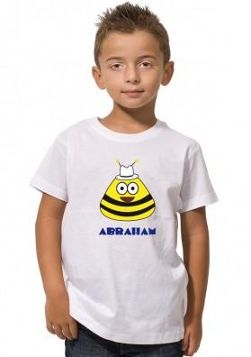 Camiseta Pou Avispa Niño