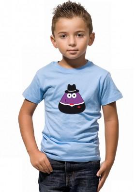 Camiseta Pou Gangster