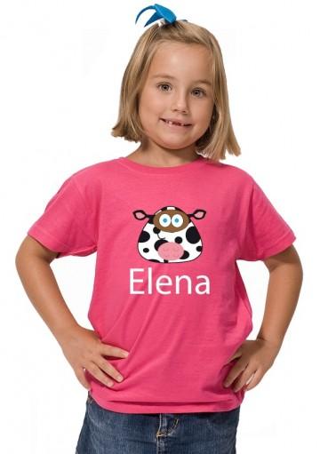 Camiseta Pou Vaca