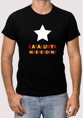Camiseta Catalunya Independent