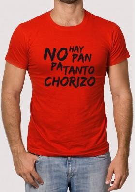 Camiseta No hay Pan