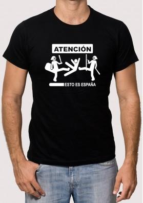 Camiseta Marca España
