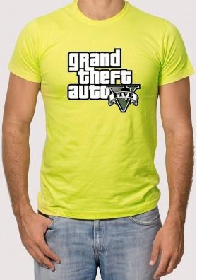 Camiseta 1 Logo GTA 5