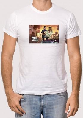 Camiseta GTA 5 Detención