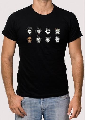 Camiseta Personajes Don´t Starve