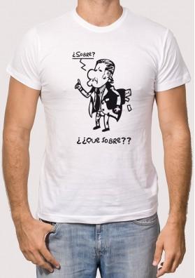 Camiseta Que Sobres?