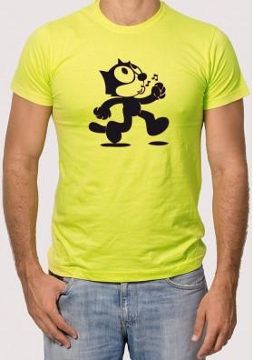 Camiseta Félix el Gato