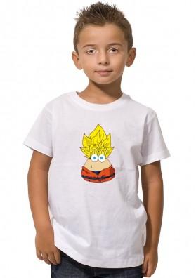 Camiseta Pou Goku