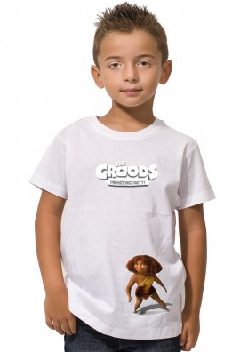 Camiseta The Croods 2