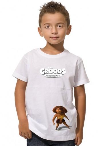 Camiseta The Croods 2