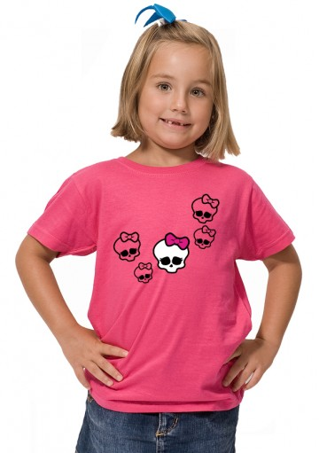 Camiseta Monster High Caravelas
