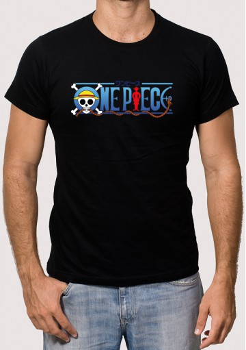 Camiseta Logo One Piece