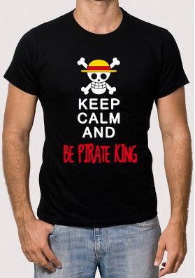 Camiseta Keep Calm One piece